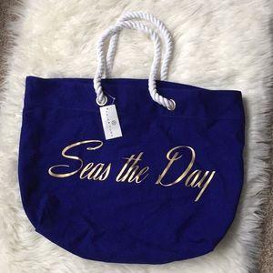 Trina Turk Beach Tote Bag New!